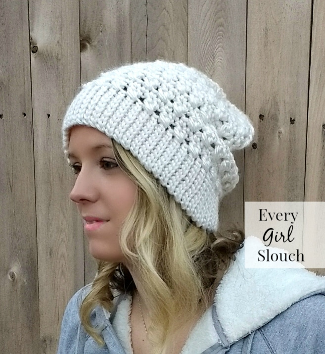 every girl slouch beanie