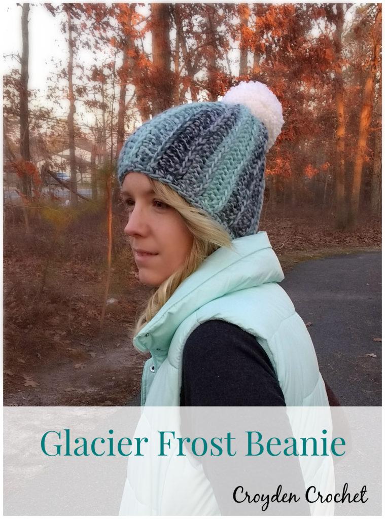 glacier frost beanie pattern