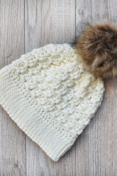 Primrose Crochet Beanie