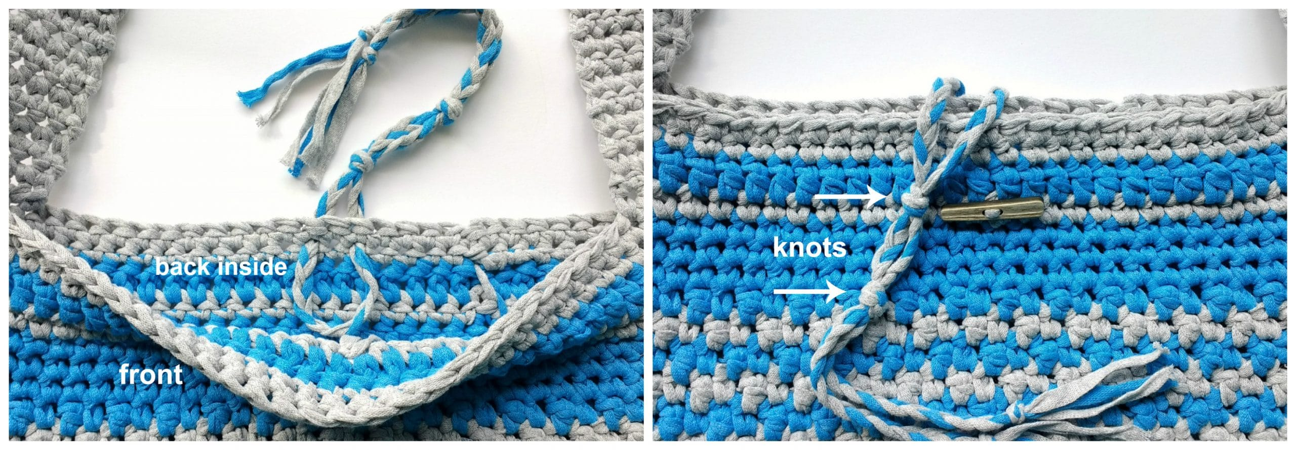 Boardwalk Crossbody Bag crochet