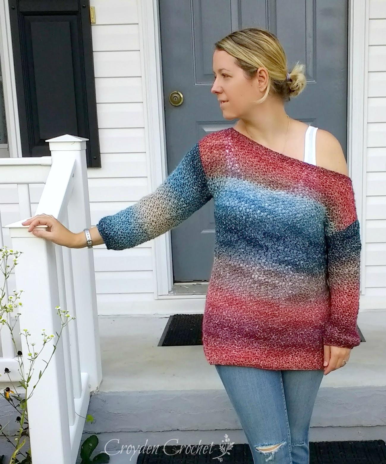 Havana Crochet Top Pattern