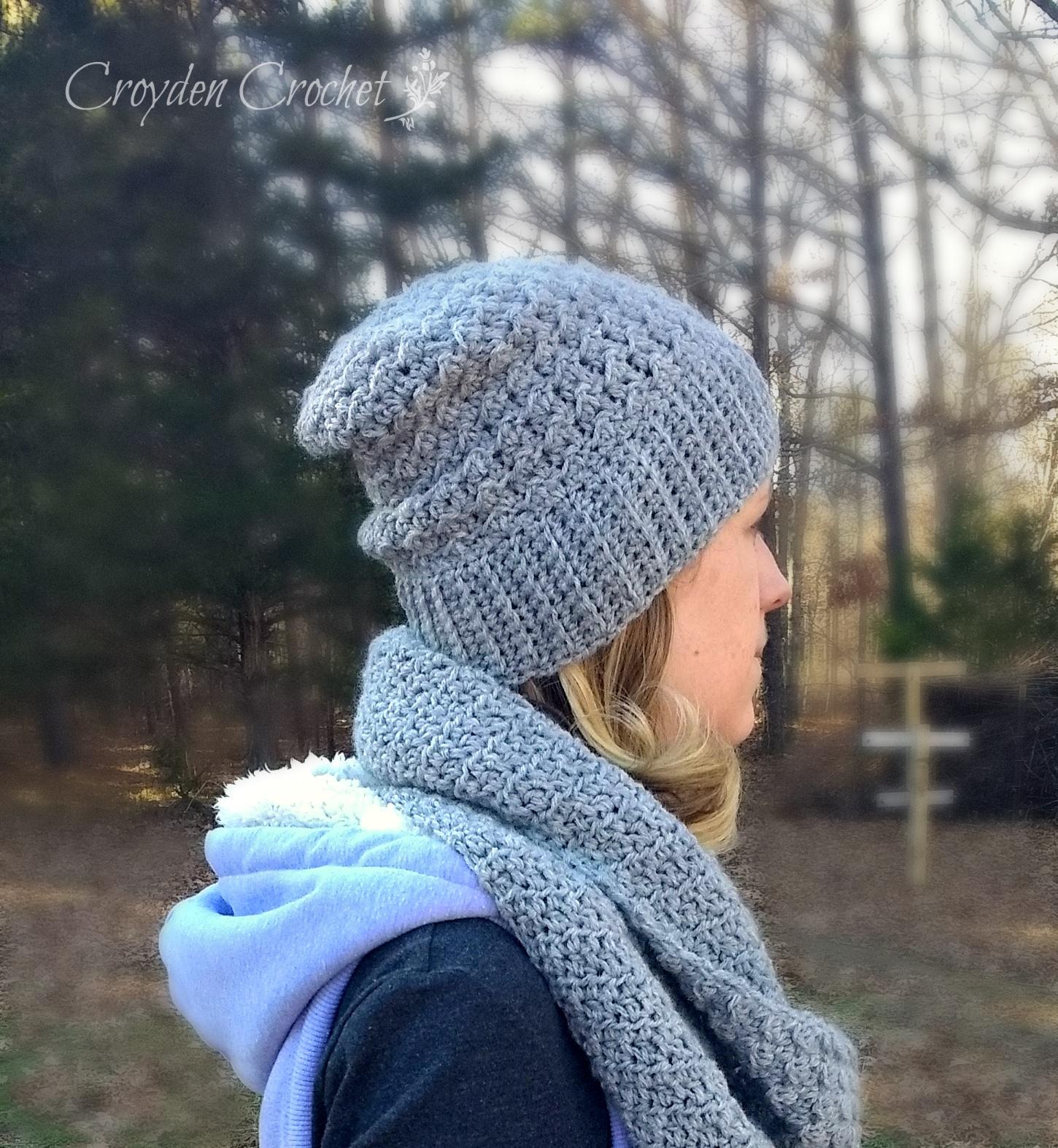 Cambridge Beanie Crochet Pattern