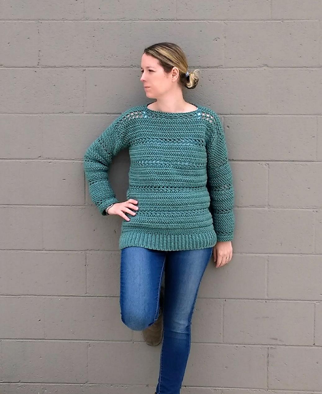 Stone Harbor Crochet Tunic