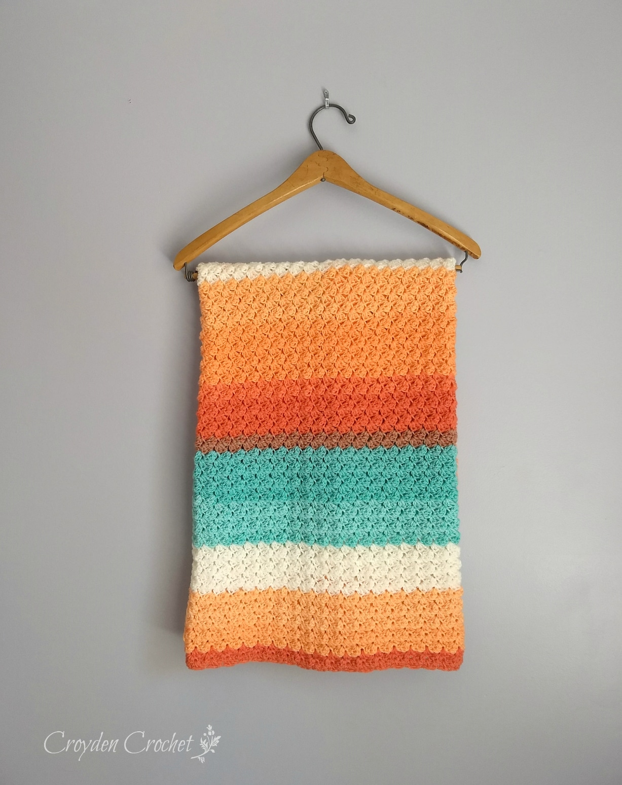 Every Day Baby Blanket
