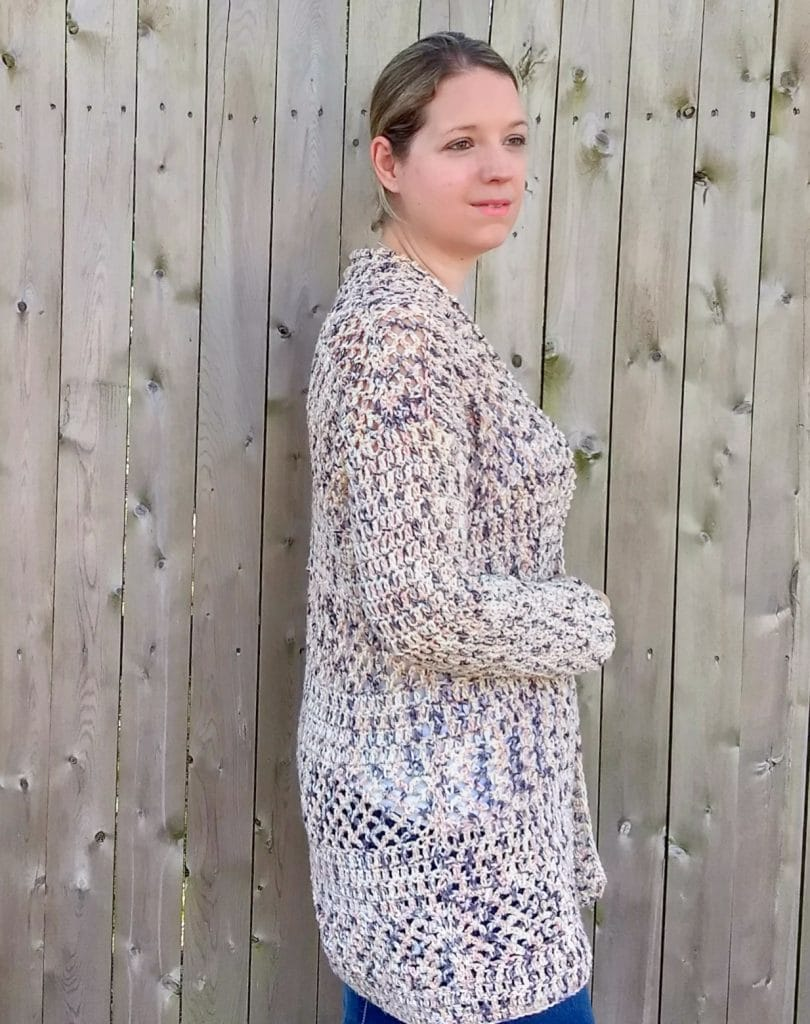 summer nights cardi