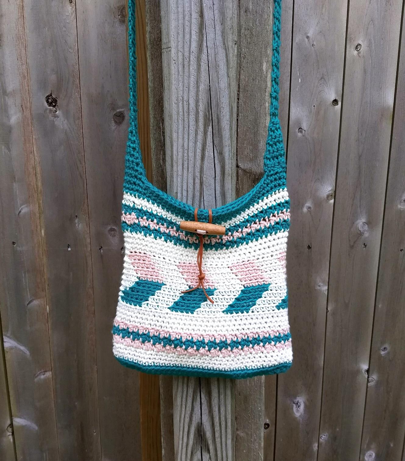 Maya Crossbody Bag