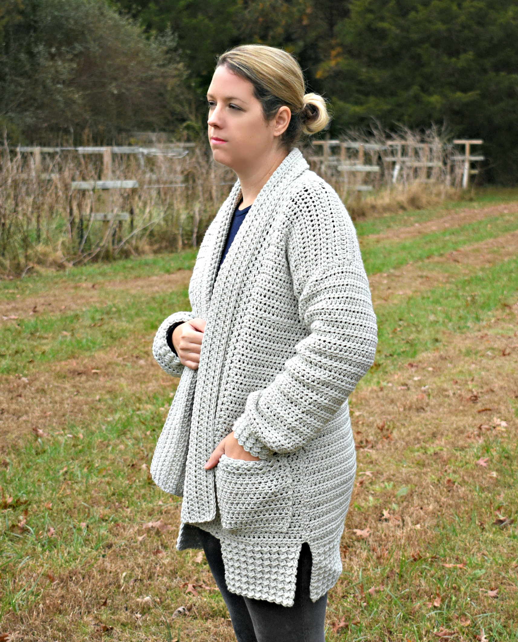bellevue cardigan pattern