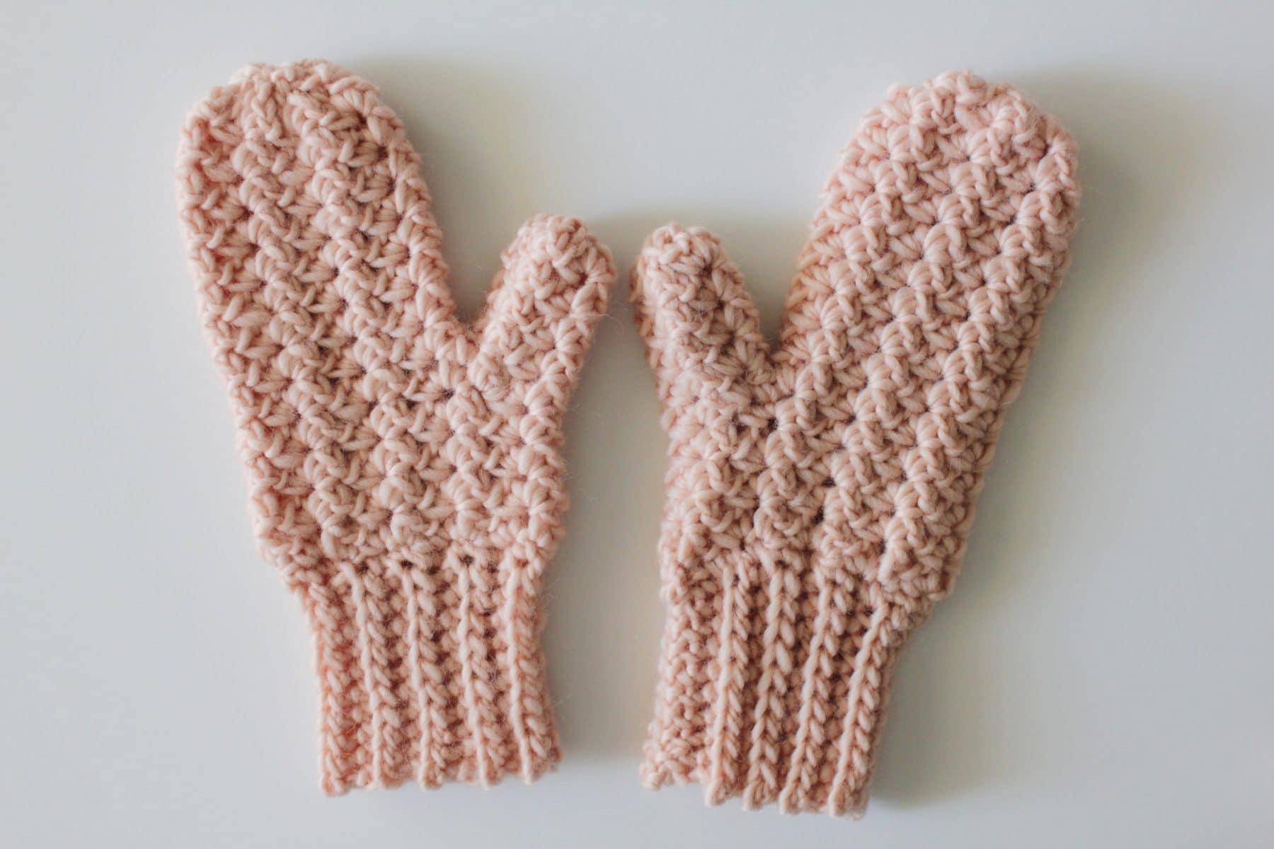 8 free mitten patterns