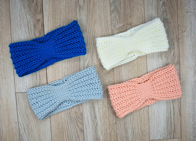 Trailblazer Crochet Earwarmer