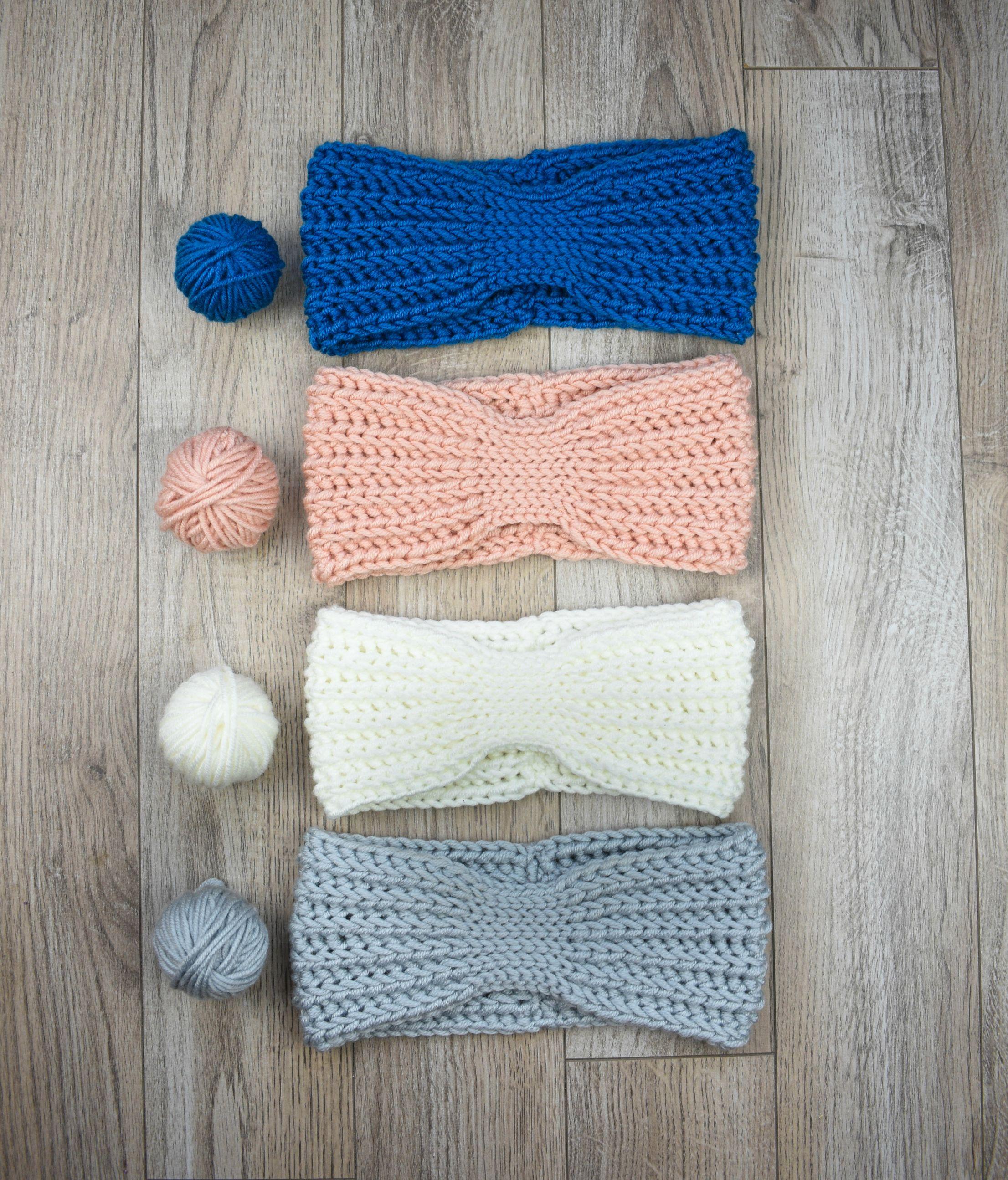 Trailblazer Crochet Earwarmer Pattern
