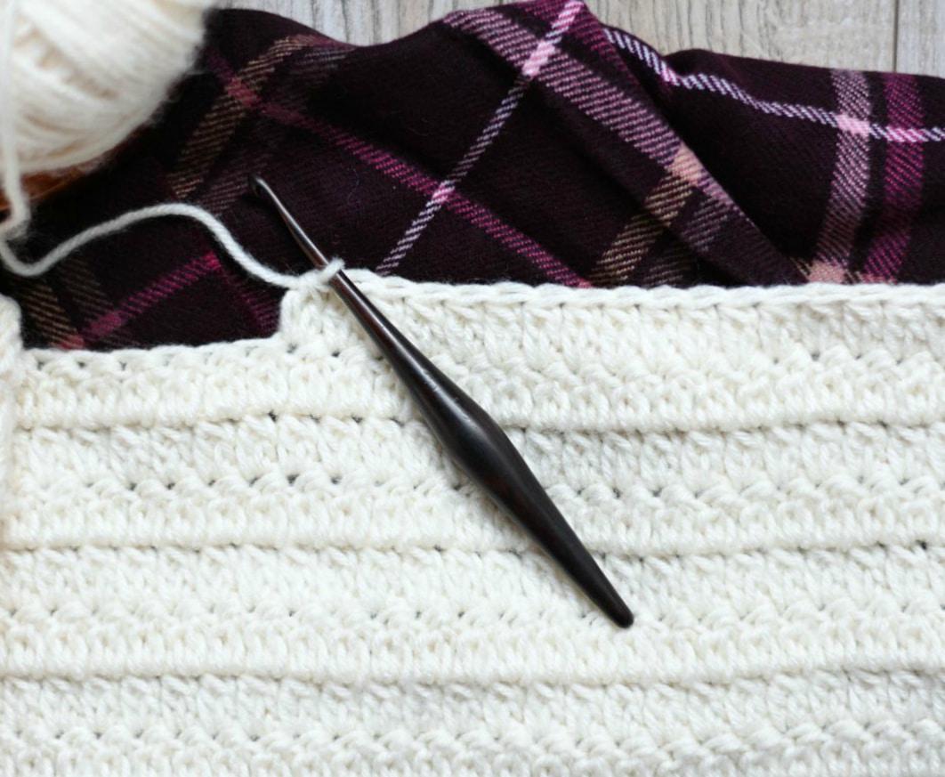 nordic cowl pattern