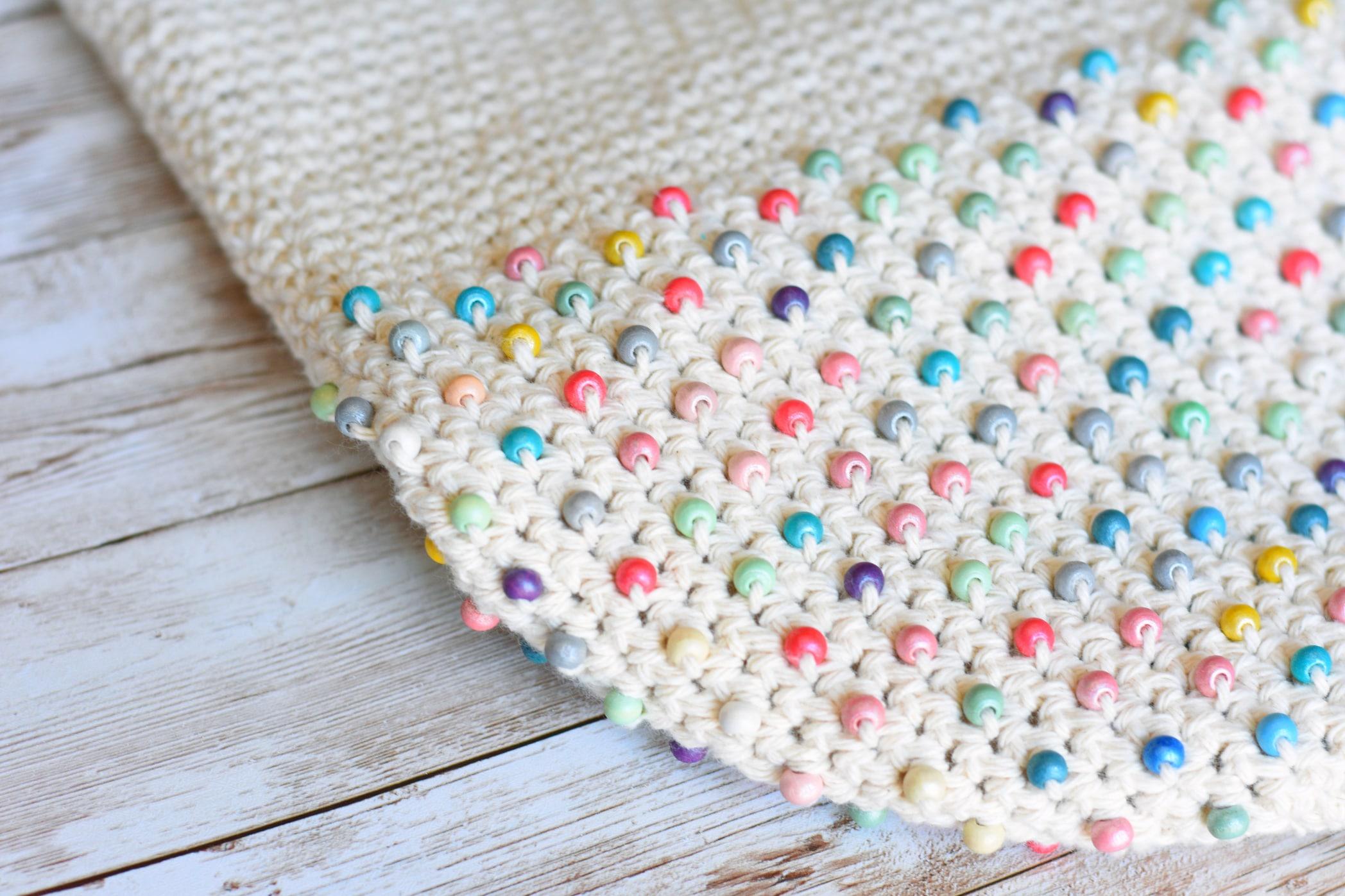 beaded crochet hobo bag pattern