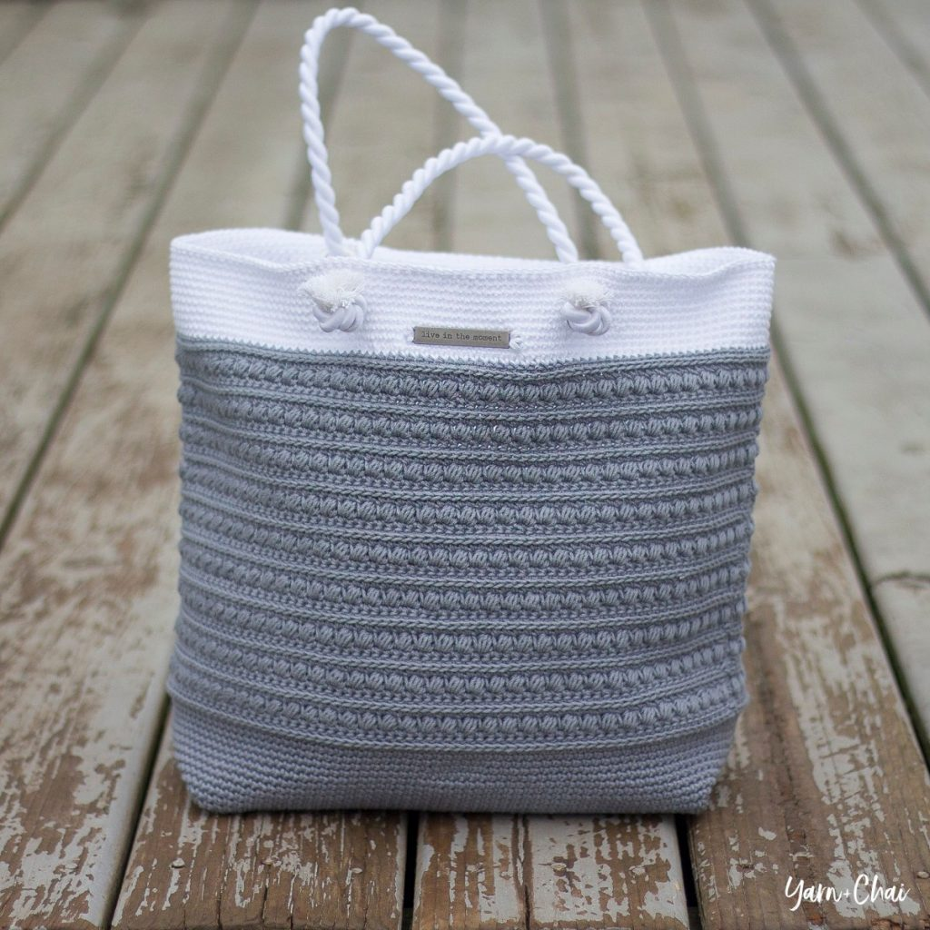 malia crochet tote pattern
