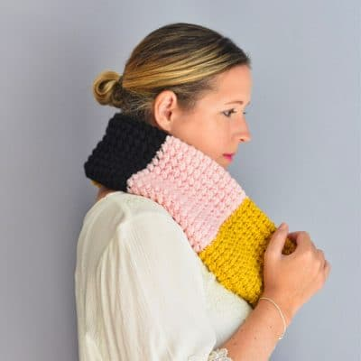jubilee crochet scarf pattern