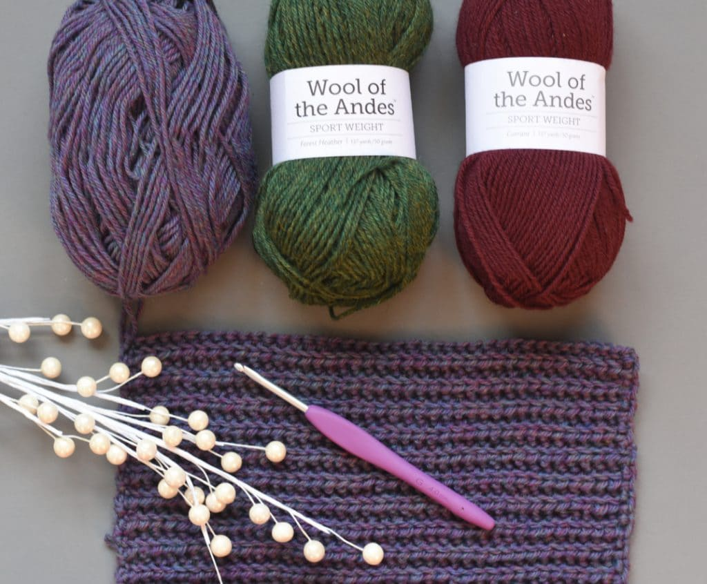 wool of the andes yarn